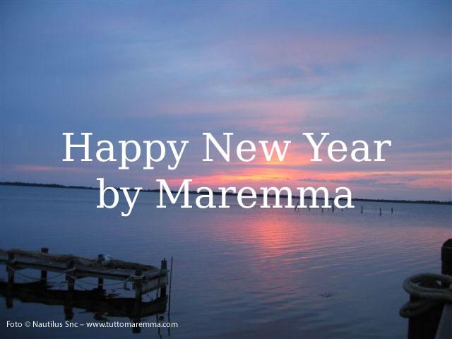 Happy New Year by Maremma