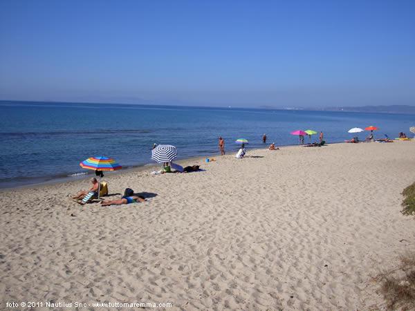 Spiagge della maremma - Torre specchia spiaggia ...
