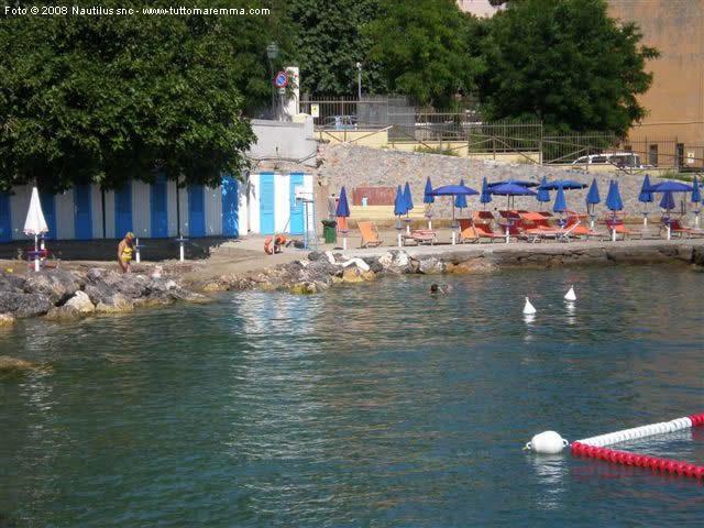 Hotel A Porto Santo Stefano Sul Mare