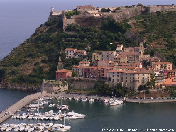 photogallery images of porto ercole