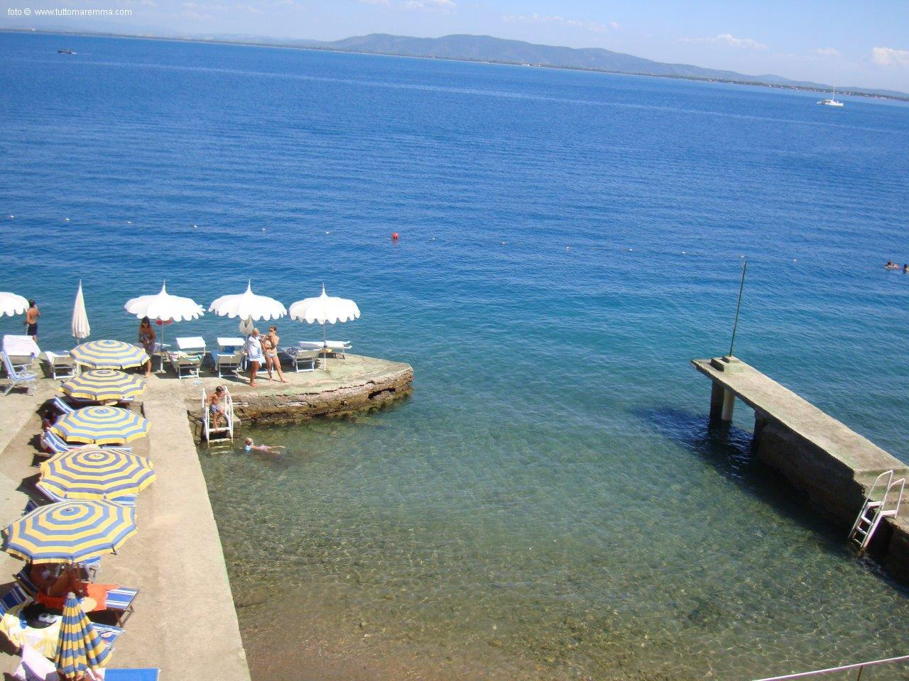 Caletta Beach