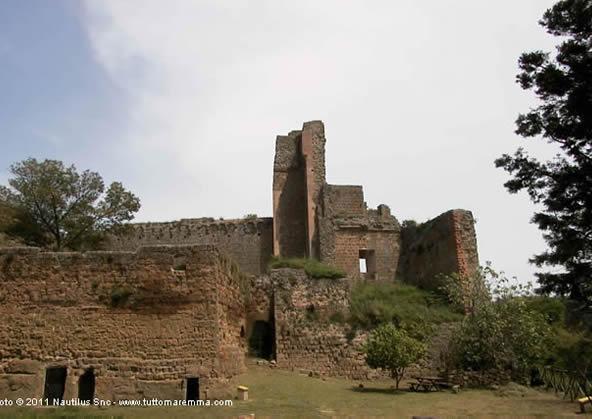 Sovana - Rocca Albobrandesca