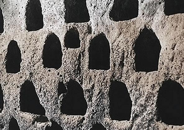 Necropoli Etrusca - Colombari