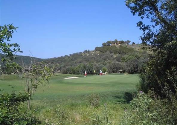 Argentario - golf