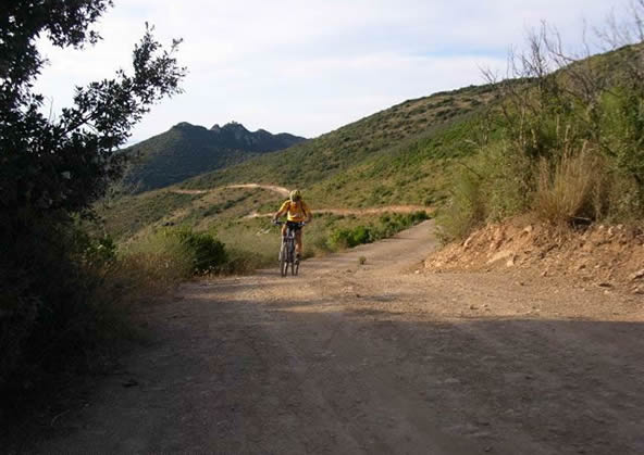 Argentario - mountain bike