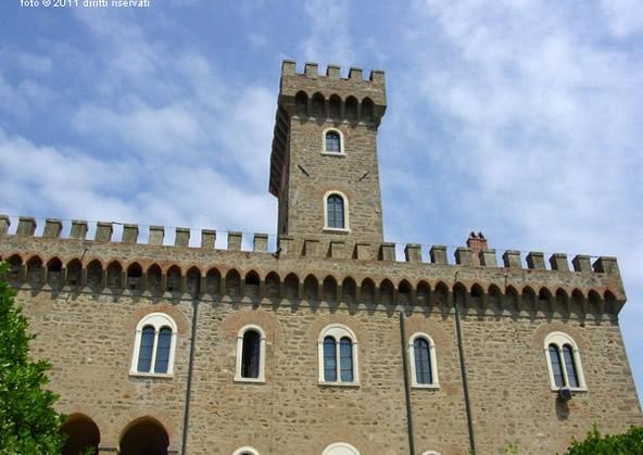 Castiglioncello – Pasquini Castle