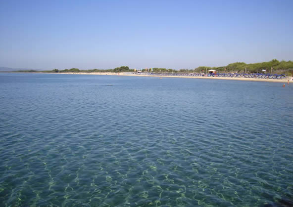 Follonica - Carbonifera beach