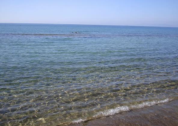 Torre Mozza beach