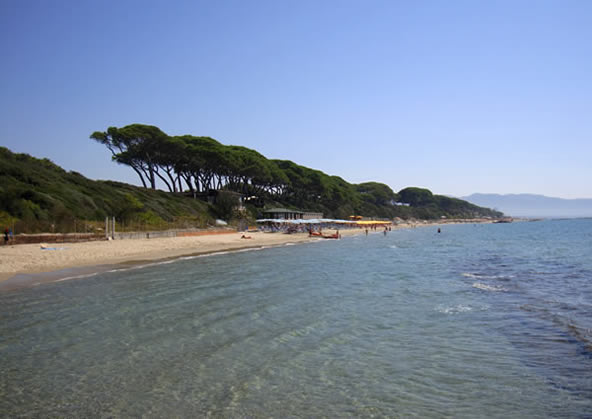 Boschetto beach