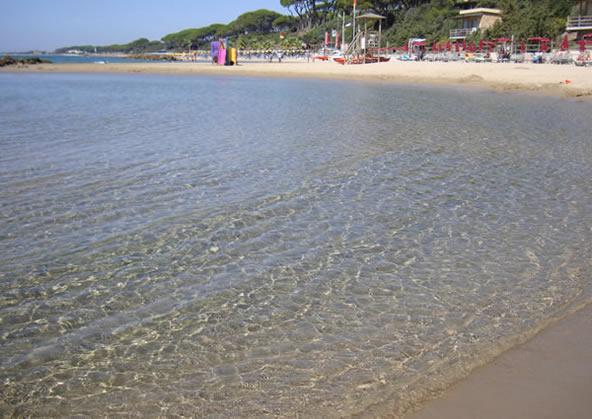 Prato Ranieri beach