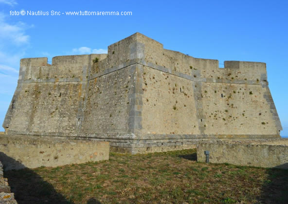 Porto Ercole Forte Stella