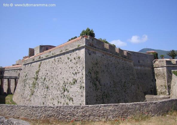 Porto Ercole - Forte Filippo