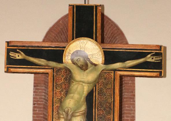 Crocifisso attribuito a Duccio di Boninsegna