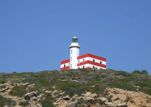 Il Faro di Capel Rosso