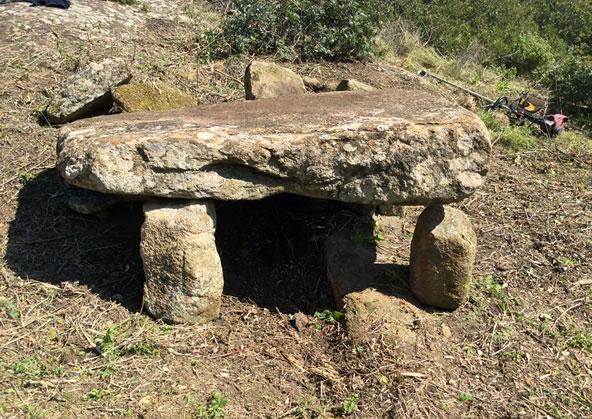 La Cote Ciombella Itinerario archeologico presitorico