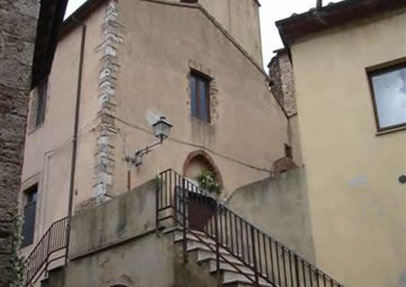 Montemerano - campanile
