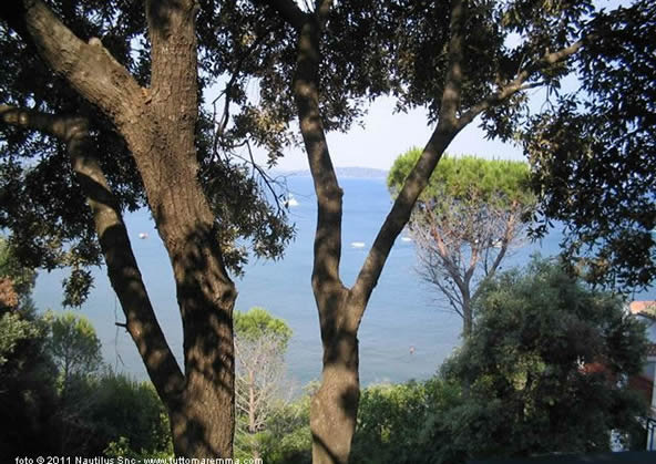 Orbetello - Feniglia Bay
