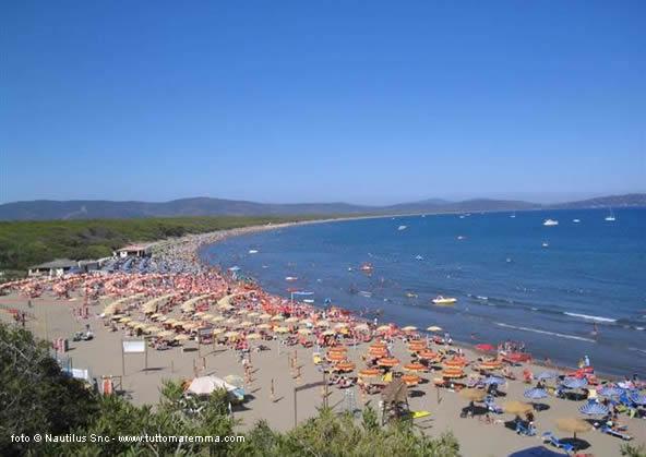 Orbetello - Spiaggia della Feniglia