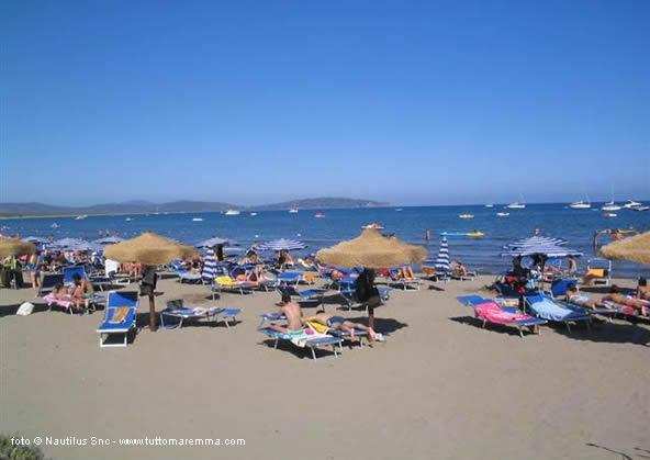 Orbetello - feniglia beach