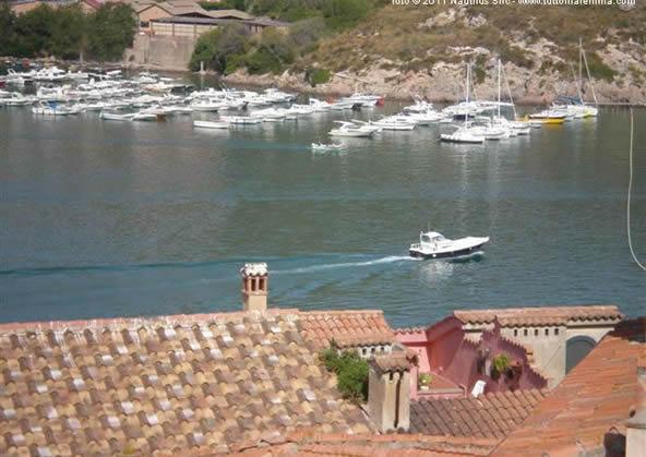 Porto Ercole - panorama