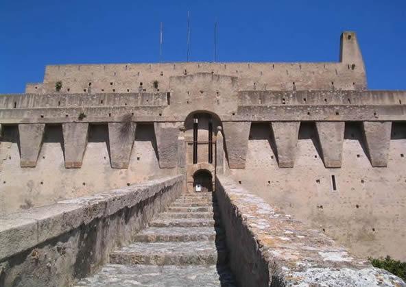 Spanish Fortress - porto santo stefano