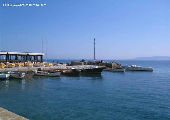 Porto santo Stefano - Il Moletto