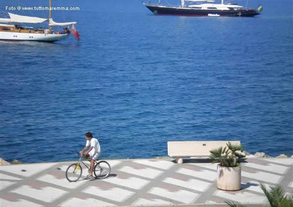 Porto Santo Stefano - lungomare