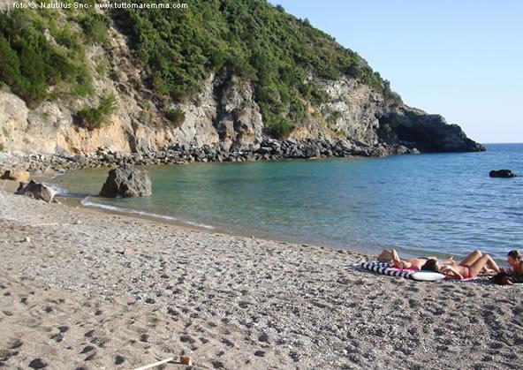 Spiaggia Cala del Gesso - Argentario