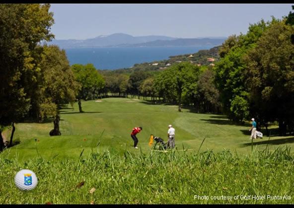 Punta Ala Golf