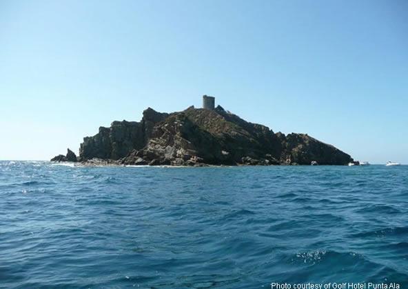 Punta Ala Rock dello Sparviero