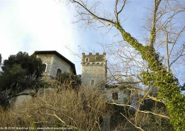 Saturnia - Ciacci's castle