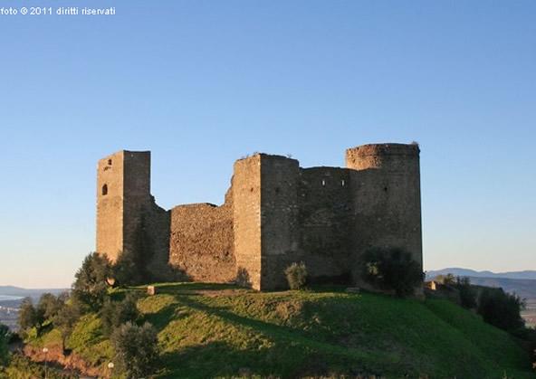 Scarlino - Rocca Pisana