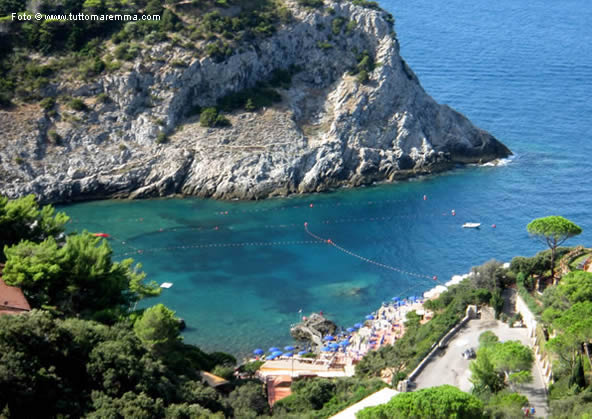 Cala Piccola beach