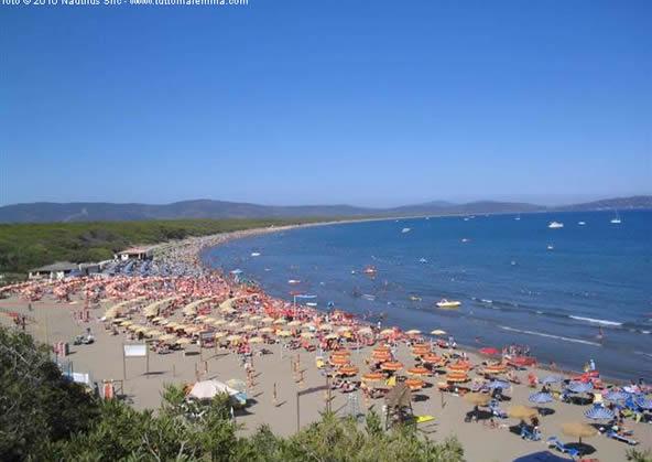Maremma beaches