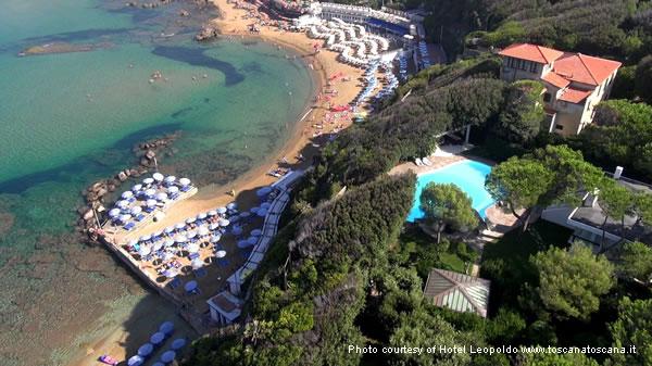 Castiglioncello Spiagge