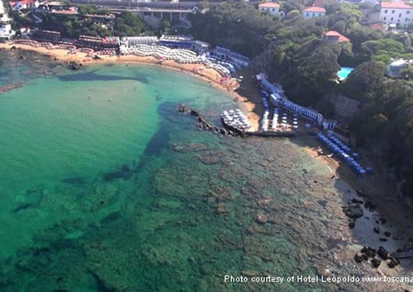 Spiagge Castiglioncello