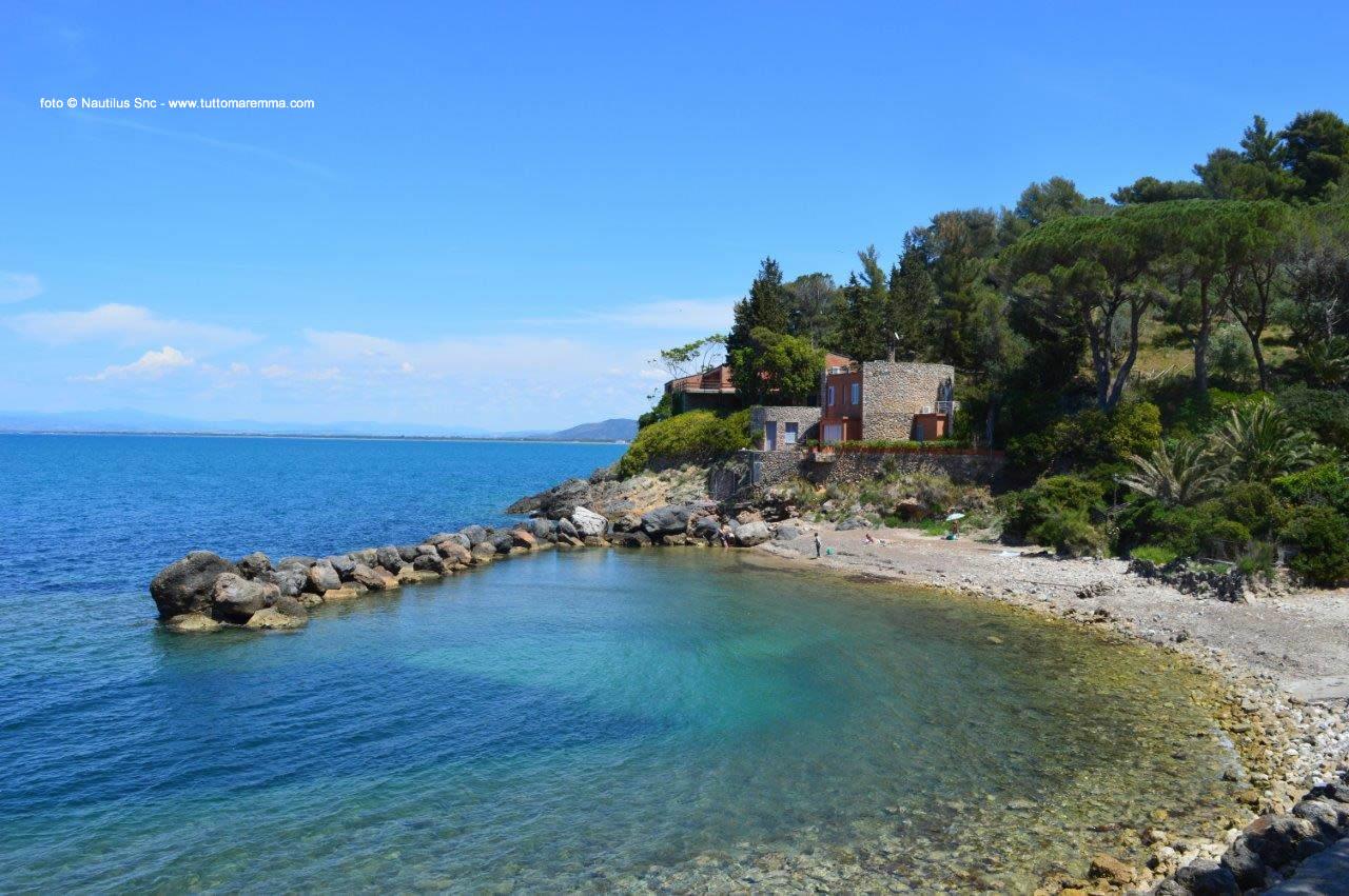 Argentario mare e spiagge for Disegni della casa sulla spiaggia