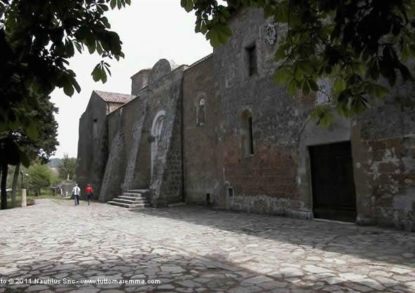 Sovana - Cattedrale di San Pietro