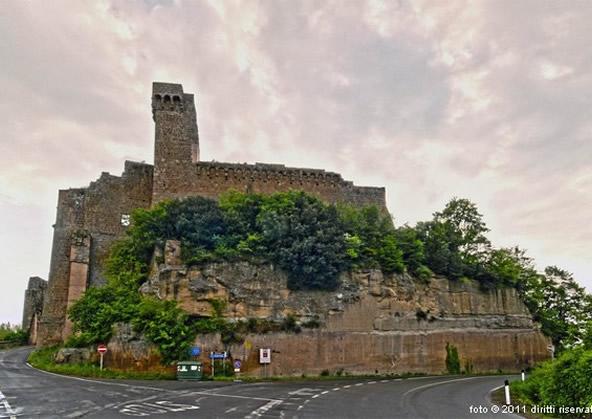 Sovana - Rocca Aldobrandesca