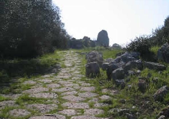 Ancient city of Cosa