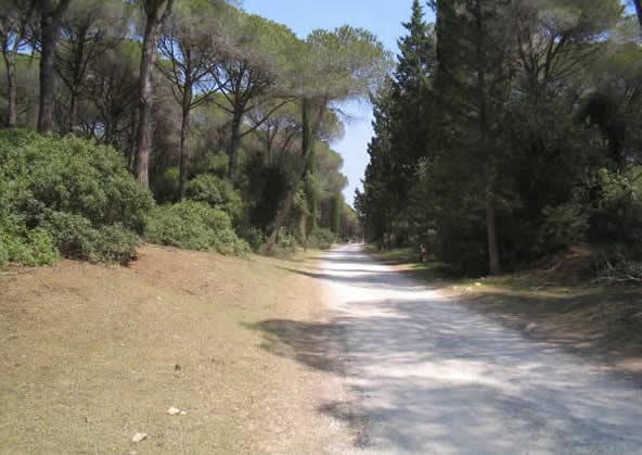 Feniglia Natural Reserve