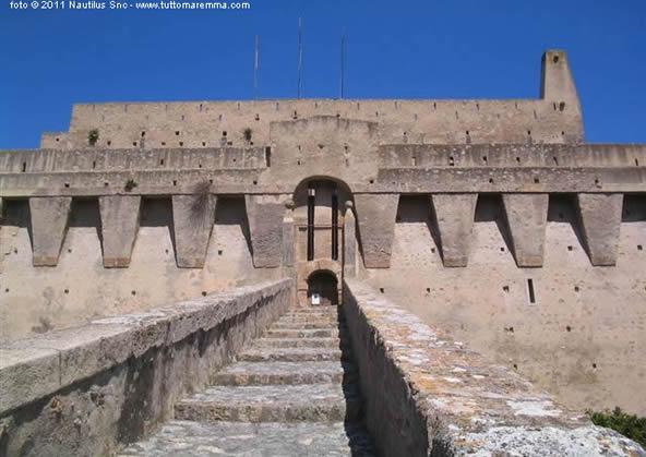 Argentario - fortezza spagnola