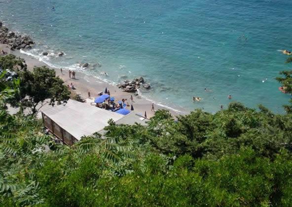 Cantoniera beach