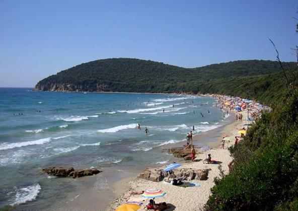 Cala Violina beach