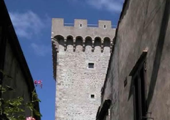 Rocca di Capalbio