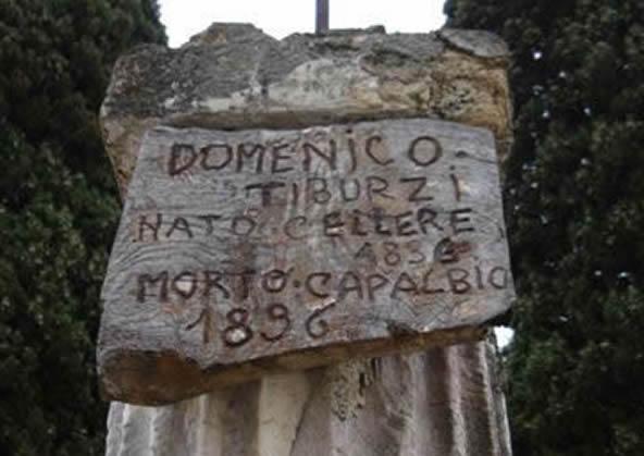 Tomba del Brigante Tiburzi