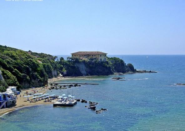 Castiglioncello – Punta Righini