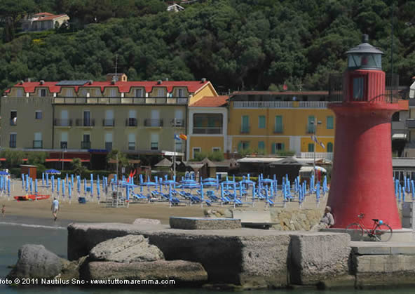 Castiglione della Pescaia beach