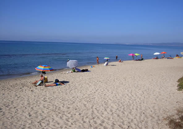 Follonica - Torre Mozza beach