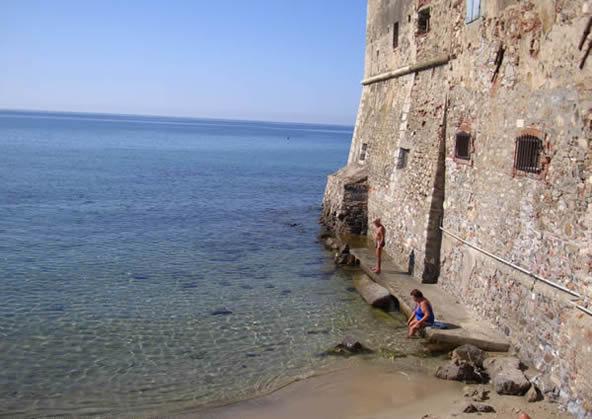 Follonica Spiaggia di Torre Mozza